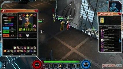 Looking For Games - Marvel Heroes - Episode 1/4 : Hack'n slash et MMO