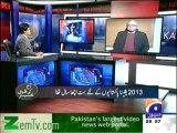 Aaj Kamran Khan Ke Saath (31st December 2013) 2013_ Pakistanion Ke Liye Acha Saal Tha_2