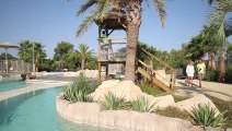 Espace Aquatique du camping Yelloh! Village Les Tournels à Ramatuelle - Saint-Tropez - Var - Camping Côte d'Azur