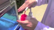 How to Make Snow Cones with Sno Cone Maker
