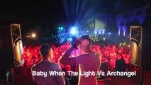 David Guetta vs Qulinez - Baby When The Light Vs Archangel (Crazy Funky Crew Bootleg)