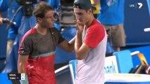 2014 Australian Open R1 / Rafael Nadal vs. Bernard Tomic: Highlights