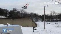 Du ski de l'extrême... à Détroit !