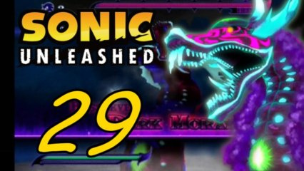 Let´s play Sonic Unleashed part 29# Dark Moray