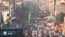 Des millions de Pakistanais célèbrent l'anniversaire du prophète Mahomet