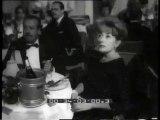 Saint Vincent: sfilata di pellicce e cappelli da signora  tra il pubblico l'attrice Lauretta Masiero.