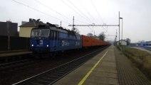 Lokomotiva 363 511-7 - Ústí nad Orlicí město, 14.1.2014 HD