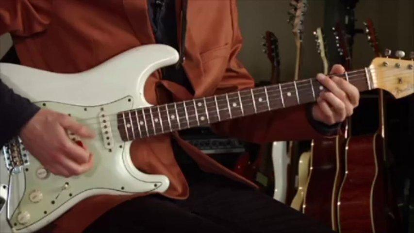 Rhythm Guitar Lesson – Easy Guitar Chord Progression Tips