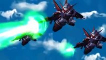 SD Gundam G Generation 3D - Gundam SEED Destiny