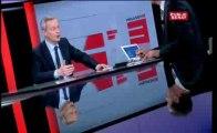 PP3-14/01/14-Bruno Lemaire  prêt  à soutenir ce qui permettra de faire baisser le chômage