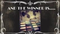 Winner Announced - Kat Von D Spellbinding Eyeshadow Book