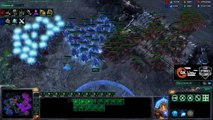 StarCraft II : Wings of Liberty - MLG Spring Arena 2 - Stephano Vs MC : match 1