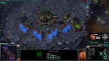 StarCraft II : Wings of Liberty - MLG Spring Arena 2 - Stephano Vs Ret : match 2