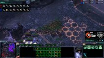 StarCraft II : Wings of Liberty - MLG Spring Arena 2 - Stephano Vs Heart : match 2