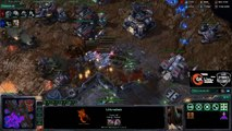 StarCraft II : Wings of Liberty - MLG Spring Arena 2 - Stephano Vs Heart : match 3