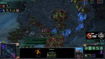 StarCraft II : Wings of Liberty - MLG Spring Arena 2 - Stephano Vs Violet : match 1