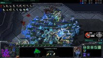 StarCraft II : Wings of Liberty - MLG Spring Arena 2 - Stephano Vs MC : match 2