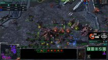 StarCraft II : Wings of Liberty - MLG Spring Arena 2 - Stephano Vs Violet : match 2