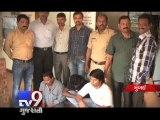 Mumbai : Elephant tusks worth Rs 4 lakh seized, three arrested - Tv9 Gujarati