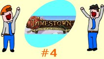 Jamestown - Spaniards + Martians = Upset Martians & SSJ3 Spaniards - Part 4 - DoTheGames