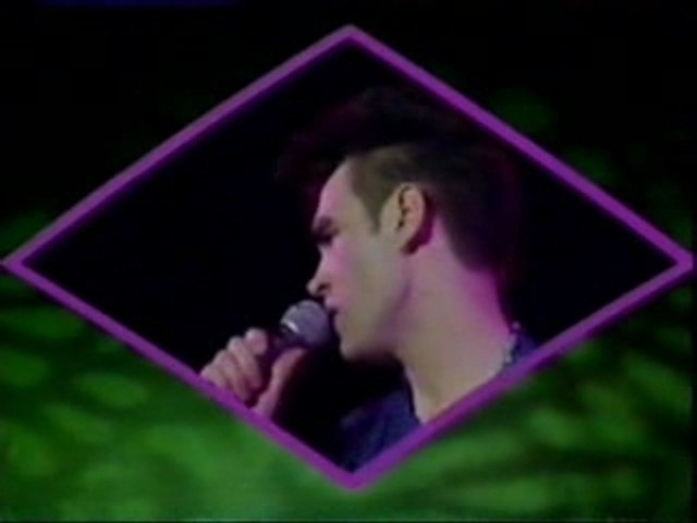 The Smiths - live