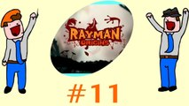 Rayman Origins - Trains Stop at Train Stations - Part 11 - DoTheGames