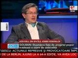 Radu Golban despre amprentarea si umilirea romanilor, Elmar Brok si Germania in Europa
