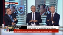 140114 Olivier Faure réagit à la conférence de presse de François Hollande