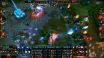 Millenium vs SK - Lcs Week 1 - league of Legends