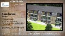 A vendre - Appartement - LESSINES (7860) - 58m²