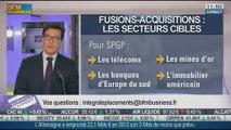 Fusions-acquisitions: comment investir en bourse ?: Cédric Chaboud, dans Intégrale Placements - 15/01