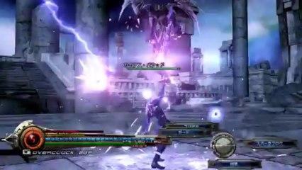 Caius Battle de Lightning Returns: Final Fantasy XIII