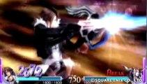 Dissidia : Final Fantasy - Trailer japonais
