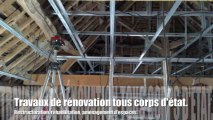 Rénovation de studio à Paris et d'appartements en ile-de-france, devis renovation studio Paris, rénovation appartements. et maisons en Ile-de-France