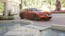 Nissan Sport Sedan Concept : le futur style de Nissan en images