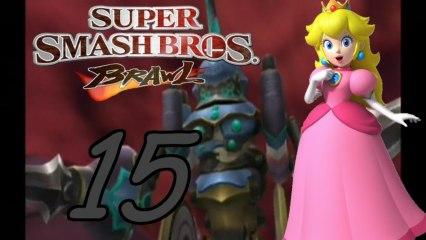 Let`s play Super Smash Bros Brawl part 15# Bosskampf Duon