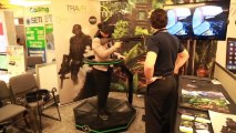 Virtual reality at CES 2014