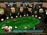Texas Hold'em Tournament - La table des gueules cassées