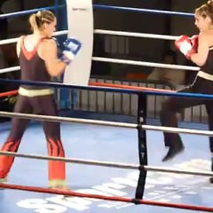LSC SAVATE - FINALES ELITE A 2012 CYRIELLE