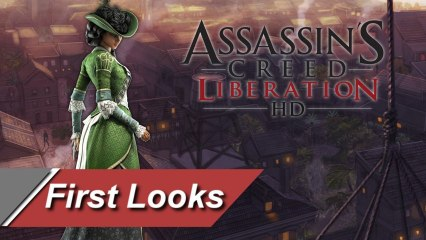 Assassin's Creed Liberation HD - First Looks/Gameplay - Games-Panorama HD DE
