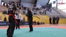 Combat de kungfu traditionnel - session 2014