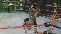 TNA Impact ! - Interview Scott Lane