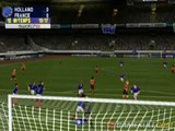 Sega Worldwide Soccer 2000 Euro Edition - Fromages cuits contre fromages crus