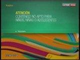 13Max - ID + Advertencia noticiero + Inicio 13Max Noticias 2014