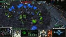 StarCraft II : Wings of Liberty - MLG Raleigh - Vibe vs Idra - Match 1