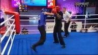 LSC Savate - WCG 2013 -  Tony ANCELIN France vs Teddy AOUE ALONGO Congo