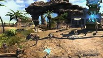 Final Fantasy XIV : A Realm Reborn - Visite d'Eorzéa