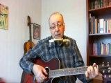 En chantant (Michel Sardou) Reprise
