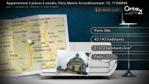 Appartement 2 pièces à vendre, Paris 06eme Arrondissement  75, 1730000€