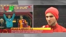 FUTBOL - Tokatspor Maç Sonu Futbolcularımızdan Açıklamalar